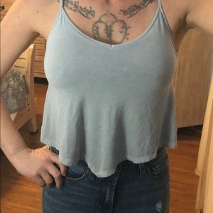 Soft & Sexy American Eagle AEO crop top size S